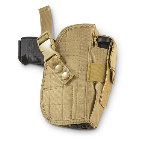 tactical holster fox tactical modular holster 620489 holsters at sportsman s guide