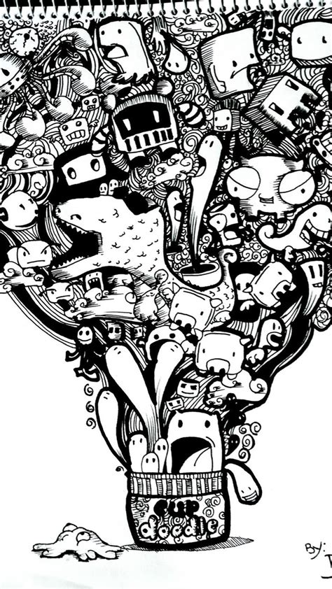 doodle wallpaper free doodle wallpapers collection 46 desktop background