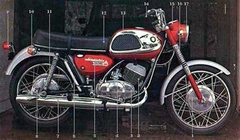 suzuki t20 six x6 hustler 1965 1967