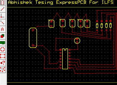 layout express free download free schematics pcb design software expresspcb