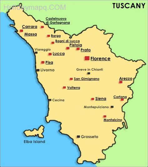 printable map tuscany map of tuscany pictures to pin on pinterest pinsdaddy
