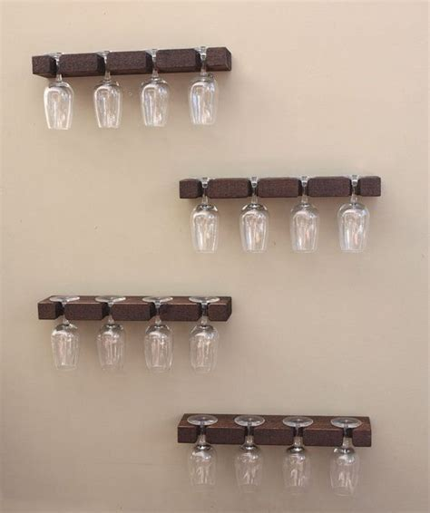 wine glass cabinet wall mount 1000 images about etsy marketplace on pinterest sewing