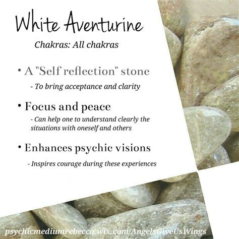 white aventurine crystal meaning crystal meanings