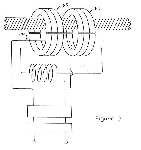 inductive coupling power line communication patent us20030201873 high current inductive coupler and current transformer for power lines