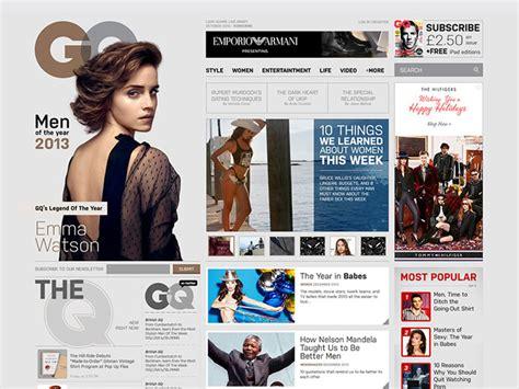magazine layout golden ratio using golden ratio in web design is not ludicrous it s