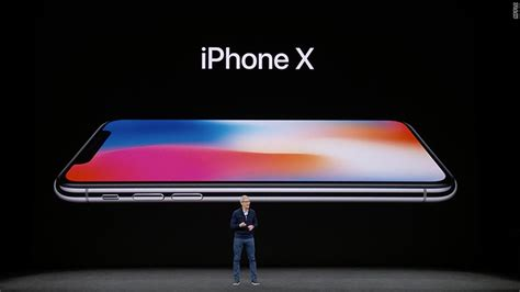Apple Iphone X Phone apple event 2017 iphone x unveiled