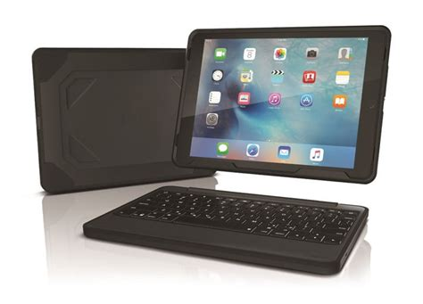 rugged book zagg rugged book keyboard is the ultimate in protection and function