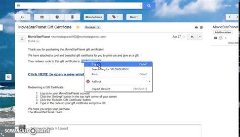 msp gift certificate codes msp gift certificate generator lamoureph blog