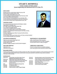 learning write great aviation resume cv form in cv resume exles to