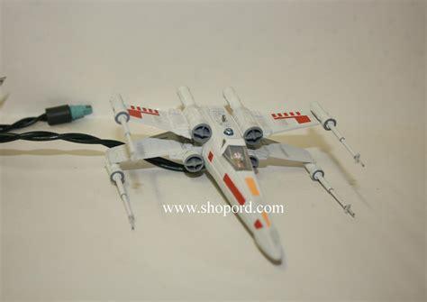 hallmark ornaments led light strings hallmark 1998 x wing starfighter ornament wars qxi7596