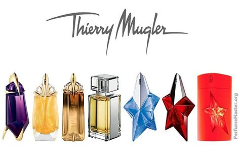 fragrance by design l thierry mugler perfume collection 2015 perfume
