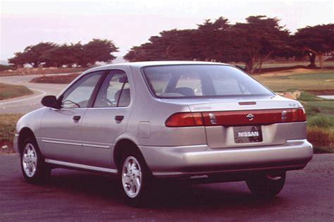 how petrol cars work 1996 nissan sentra transmission control 1995 99 nissan sentra consumer guide auto
