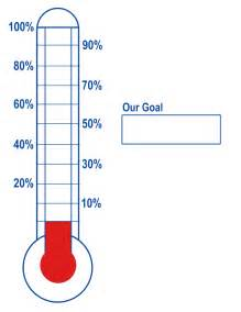 paper thermometer template thermometer ourgoal middle right thermometer template