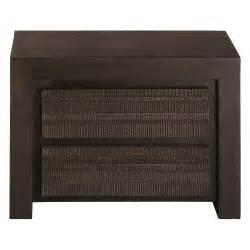 table l table de chevet avec tiroirs en manguier massif l 50 cm