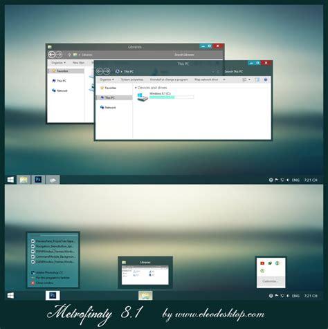 themes for windows 8 1 microsoft metrofinaty theme windows 8 1 by cleodesktop on deviantart