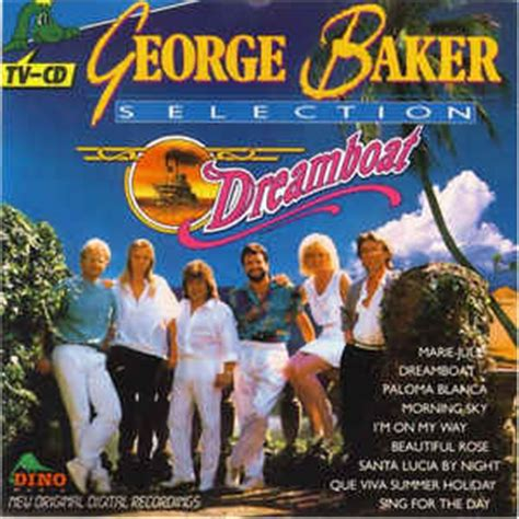 dream boat george baker george baker selection dreamboat cd album at discogs