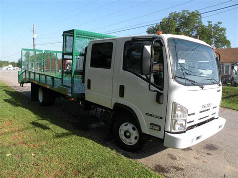 isuzu landscape truck for sale 1021