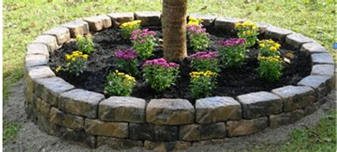 raised flower bed do it yourself stone raised flower bed