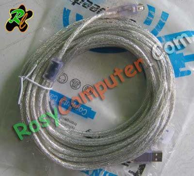 Kabel Perpanjangan Usb Websong 10m kabel usb extender 3m 5m 10m rosy laptop malang