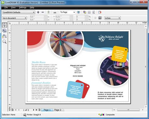design certificate using corel draw coreldraw graphics suite download