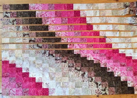 How To Make A Bargello Quilt by Bargello Quilt Tutorial For Beginners Smoky Ranch