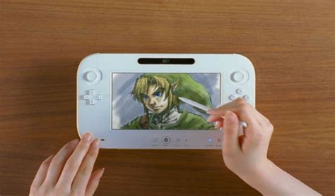 Wii U Drawing by Ms Throwback S Nintendo Direct E3 2013 Reaction Play