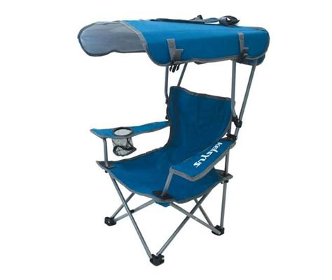 Backpack Chair With Canopy by Kelsyus Original Canopy Folding Backpack Chair 2