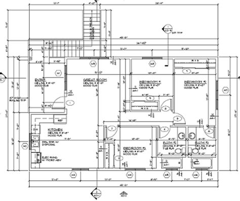 Autocad Video Tutorials For The Basics Of The Program How Free House Plans Metric