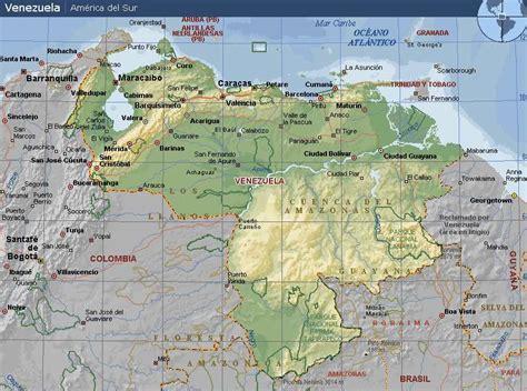 imagenes satelitales de venezuela actualizadas pgina 6 mapa de venezuela himno nacional