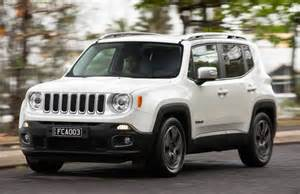 Jeep Small Suv Jeep Renegade Wins Another Award The Wheel