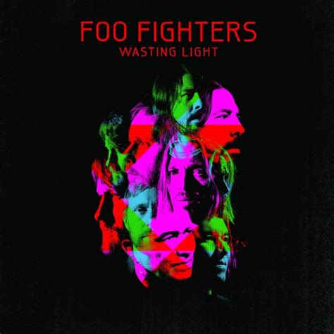 Foo Fighters Wasting Light by New Foo Fighters Artwork News Rock Sound Magazine