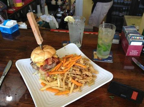 Kitchen Sink Burger Kitchen Sink Burger Picture Of Grill Seven Mile Tripadvisor