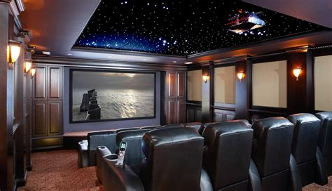 home theatre ideas theater traditional  media room  theaters elements  style lighting