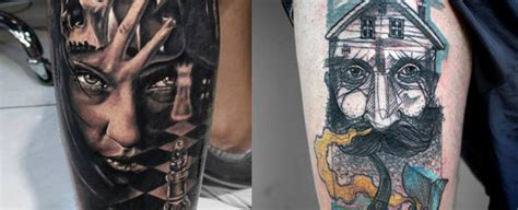 best leg tattoos for men getting a 50 essential time tips to