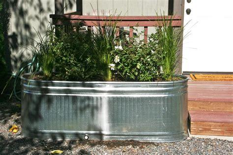 galvanized planters wholesale best galvanized planters