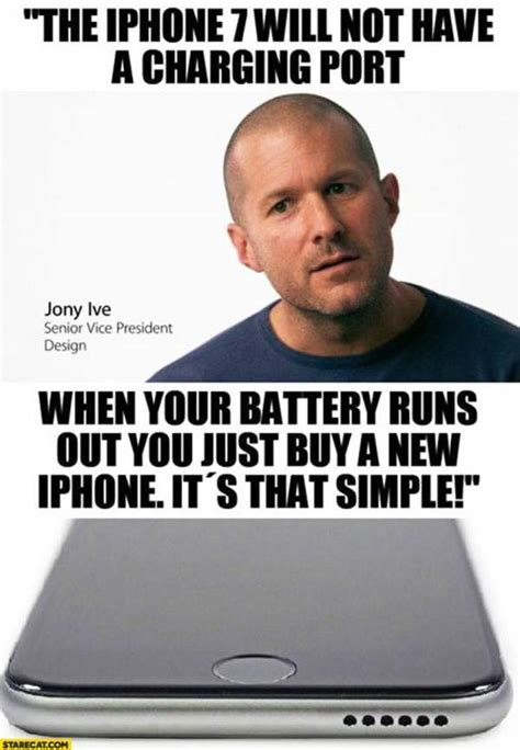 I Phone Memes - apple iphone 7 launch battle between android and ios