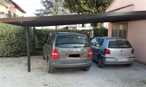 tettoia garage tettoia garage best tettoia per auto a forl carpena