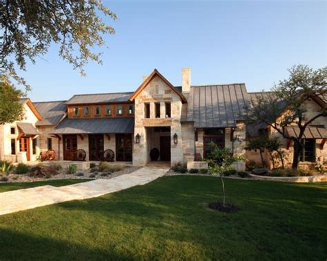 hill country style house plans texas hill country style home houzz