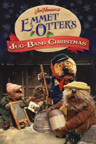 amazoncom emmet otters jug band christmas jerry nelson