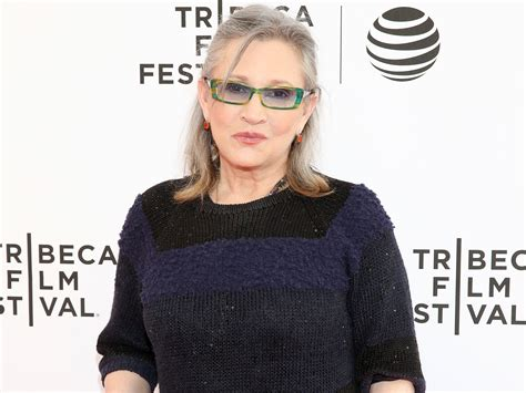 carrie fisher s carrie fisher suffers attack