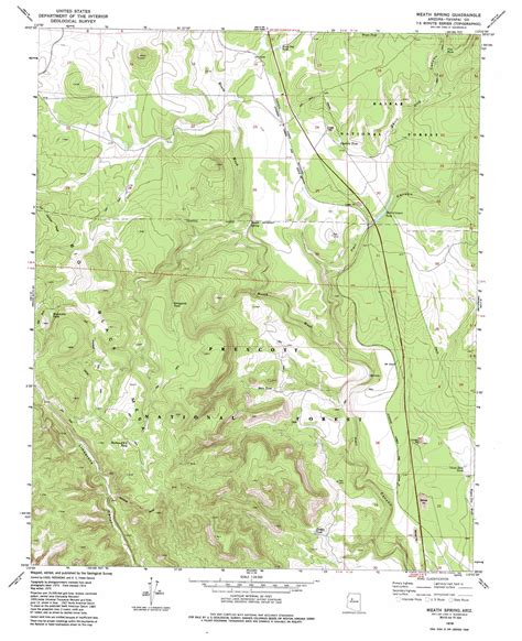 arizona topographical map meath topographic map az usgs topo 35112a4