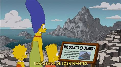 living on a boat northern ireland the simpsons at the giant s causeway northern ireland