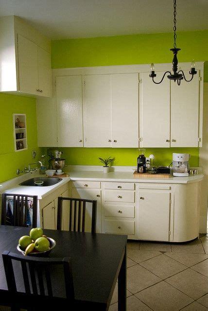 lime green kitchen ideas  pinterest living
