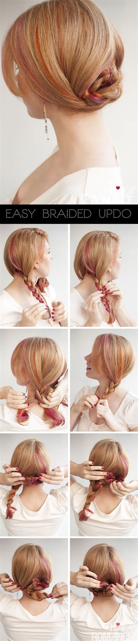 braided hairstyle instructions step by step 15 fancy up do tutorials