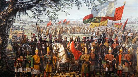 Ottoman Empire Army Ottoman Empire Army Www Pixshark Images Galleries With A Bite