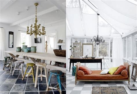 vintage home interior design decorate with vintage pieces the scandinavian way