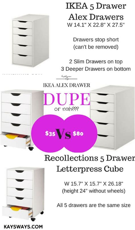 25 best ideas about alex drawers on ikea