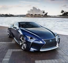 Lexus Lc Lexus Lf Lc Blue Concept Underwhelms In Australia