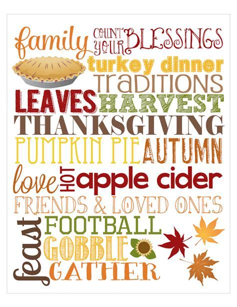 printable art for thanksgiving 15 free thanksgiving printables cottonwood lane designs