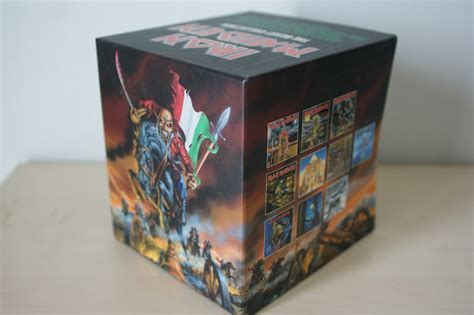 box set iron maiden the beast collection box set iron maiden